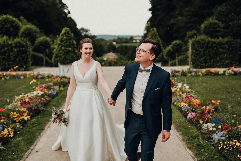 Brautpaar Portrait Fotoshooting Bayreuth