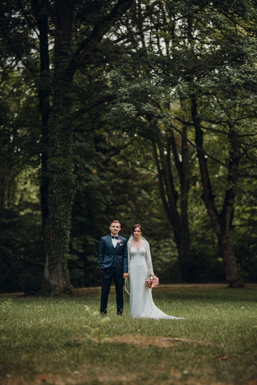 Hochzeitsfotograf in Schlosspark Fantaisie
