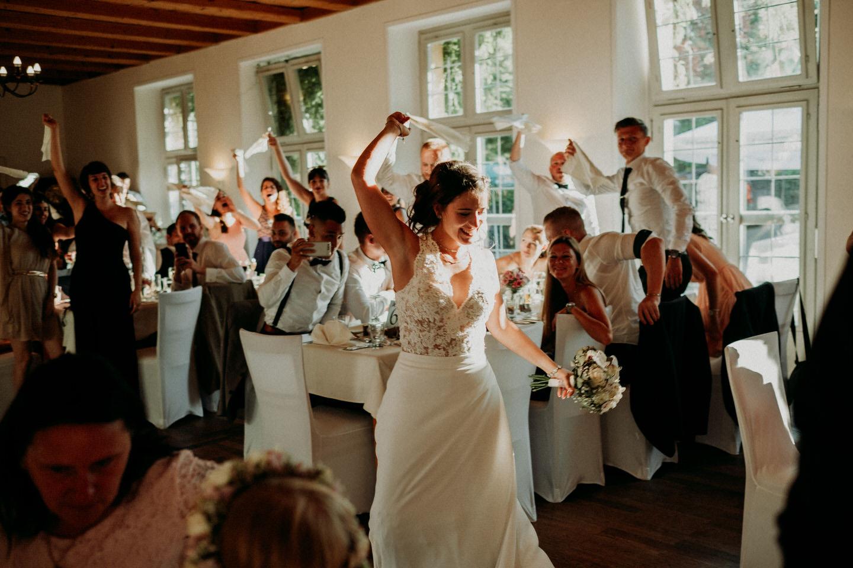 Hochzeitslocation Restaurant Eremitage